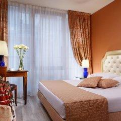 Hotel Pierre Milano 5* Стандартный номер с разными типами кроватей