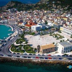 Отель Alba Hotel Греция, Закинф - отзывы, цены и фото номеров - забронировать отель Alba Hotel онлайн пляж