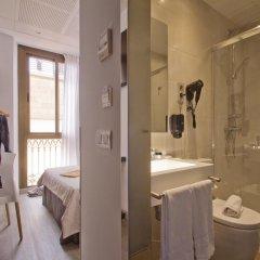 Отель Hostal Benidorm Стандартный номер с различными типами кроватей фото 13