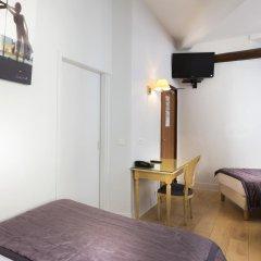 Hotel Du Bresil Париж в номере