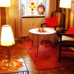 Отель Hostelik Wiktoriański гостиничный бар