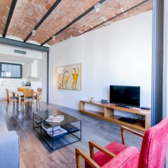 Апартаменты Deco Apartments Barcelona Decimonónico Улучшенные апартаменты с различными типами кроватей фото 8