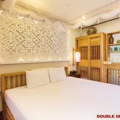 Vinh Hung Library Hotel 3* Номер Делюкс фото 7