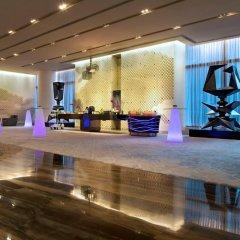 Отель W Guangzhou Гуанчжоу фитнесс-зал фото 2