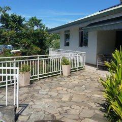 Отель Fare Suisse Tahiti Французская Полинезия, Папеэте - отзывы, цены и фото номеров - забронировать отель Fare Suisse Tahiti онлайн балкон