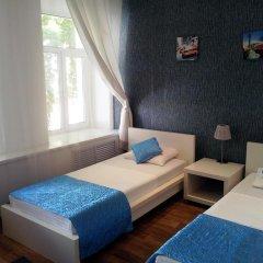 Сити Комфорт Отель 3* Стандартный номер с 2 отдельными кроватями фото 2