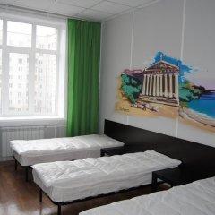 Хостел Европа Номер с общей ванной комнатой с различными типами кроватей (общая ванная комната) фото 2