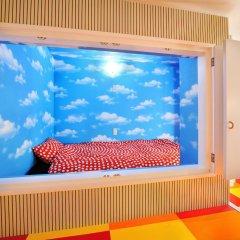 Отель Khaosan World Asakusa Ryokan Семейный номер Делюкс