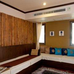 Отель Tanaosri Resort 3* Полулюкс с различными типами кроватей фото 3