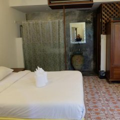 Отель Deeden Pattaya Resort 3* Бунгало Делюкс с различными типами кроватей фото 9