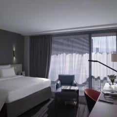 Отель Pullman Paris Tour Eiffel 4* Улучшенный номер разные типы кроватей
