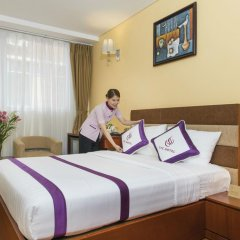 TTC Hotel Deluxe Saigon 3* Номер Делюкс с различными типами кроватей фото 18