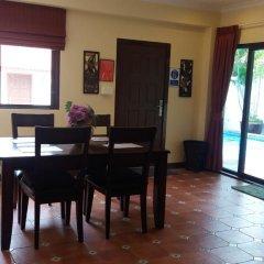 Отель Baan ViewBor Pool Villa 3* Вилла с различными типами кроватей фото 16