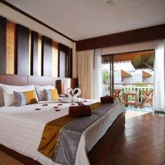 Отель Baan Karonburi Resort 4* Номер Делюкс двуспальная кровать фото 28
