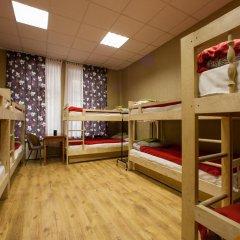 Хостел Tverskaya Street Кровать в женском общем номере двухъярусные кровати фото 16