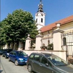 Отель ZeMoon Apartment Сербия, Белград - отзывы, цены и фото номеров - забронировать отель ZeMoon Apartment онлайн парковка