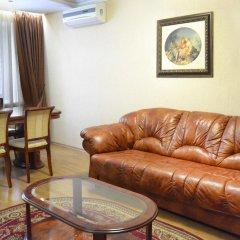 Гостиница Уральская Апартаменты с двуспальной кроватью фото 3