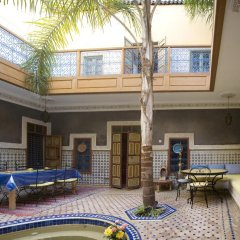 Отель Riad Zara Марракеш бассейн