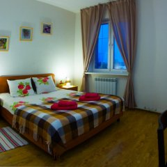 Гостиница Айсберг Хаус 3* Улучшенный номер с разными типами кроватей фото 5
