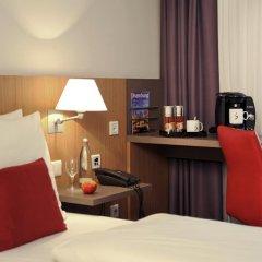 Mercure Hotel Hamburg Mitte 4* Стандартный номер разные типы кроватей фото 3