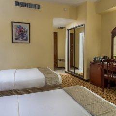 Days Inn Hotel Suites Amman 4* Стандартный номер с различными типами кроватей