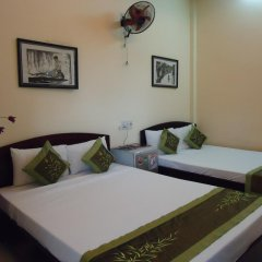 Nam Ngai Hotel Стандартный семейный номер с двуспальной кроватью фото 11