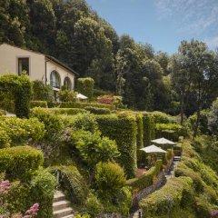 Отель Belmond Villa San Michele Фьезоле приотельная территория