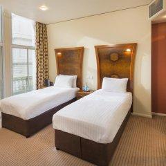 Corus Hotel Hyde Park 4* Представительский номер с 2 отдельными кроватями фото 2