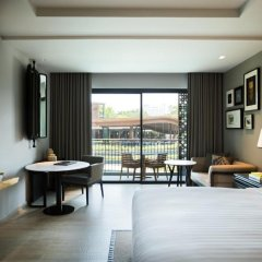 Отель Hua Hin Marriott Resort & Spa 5* Улучшенный номер с различными типами кроватей фото 4
