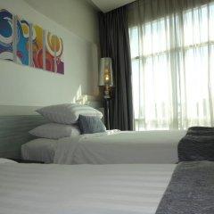 Glacier Hotel Khon Kaen 3* Номер Делюкс с различными типами кроватей фото 2