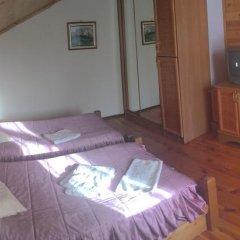 Гостиница Smerekova Khata Стандартный номер разные типы кроватей фото 6