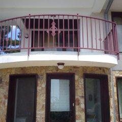 Отель Sunny Beach Holiday Villa Kaliva Номер Делюкс с различными типами кроватей фото 3