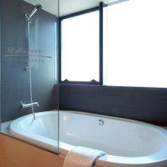 Отель Pestana Arena Barcelona 4* Улучшенный номер с различными типами кроватей фото 4