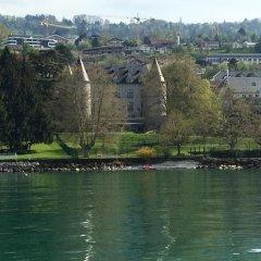 Отель Hilton Evian-les-Bains фото 4
