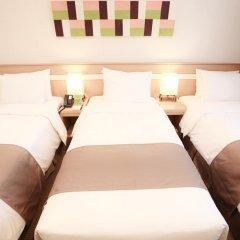 Tmark Hotel Myeongdong 3* Стандартный номер с различными типами кроватей фото 3