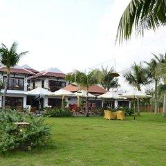 Отель Riverside Bamboo Resort Хойан помещение для мероприятий фото 2
