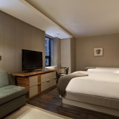 Отель Grand Hyatt New York 4* Номер Делюкс с различными типами кроватей фото 3