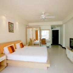 Orange Hotel 3* Номер Делюкс с разными типами кроватей фото 8
