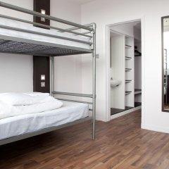 Euro Hostel Glasgow Кровать в женском общем номере с двухъярусной кроватью фото 2