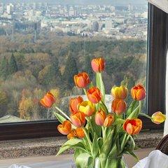 Park Hotel Moskva балкон
