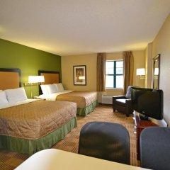 Отель Extended Stay America - Detroit - Farmington Hills 2* Студия с 2 отдельными кроватями фото 2