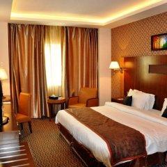 Fortune Plaza Hotel Улучшенный номер с разными типами кроватей фото 3