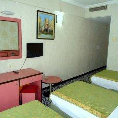 Hotel Buyuk Paris 3* Стандартный номер с различными типами кроватей фото 7