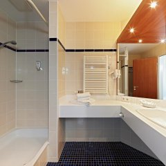 Kim Hotel Dresden 4* Стандартный номер с двуспальной кроватью фото 2