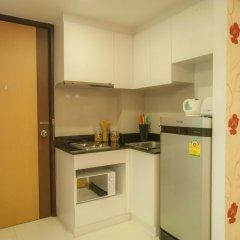 Отель Rocco Huahin Condominium Студия с различными типами кроватей фото 24