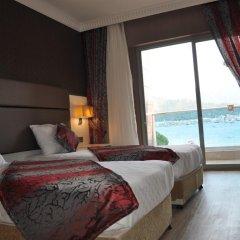 Mehtap Beach Hotel 3* Стандартный номер с различными типами кроватей фото 7