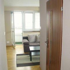 Отель NWW Apartamenty Люкс с различными типами кроватей фото 8