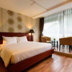 Hong Vy 1 Hotel 3* Номер Делюкс с различными типами кроватей фото 4