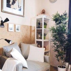 Апартаменты Dream Homes Studio Bem Будапешт комната для гостей фото 2