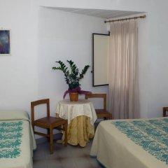Hotel Le Mimose 3* Стандартный номер с различными типами кроватей фото 3